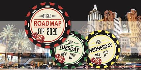 Roadmap 2020 tickets