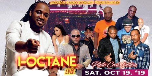 I-OCTANE LIVE THE PLUTOCRATS EDITION
