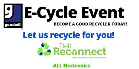 E-Cycle Donation Day tickets