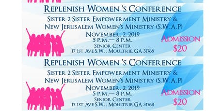 Replenish Women's Conference  tickets
