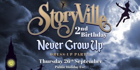 StoryVille 2nd Birthday  tickets