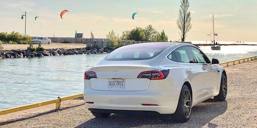 Kincardine Tesla Road Trip 2019 (Markham to Kincardine)
