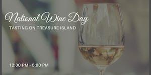 'National Wine Tasting Day' on Treasure Island