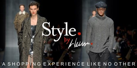 STYLE BY WESSON, SYDNEY - EUROPEAN WINTER FASHION PREVIEW & SHOPPING EVENT tickets