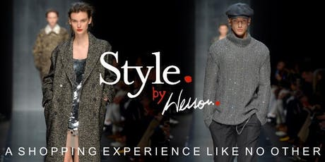 STYLE BY WESSON, CANBERRA - EUROPEAN WINTER FASHION PREVIEW EVENT tickets