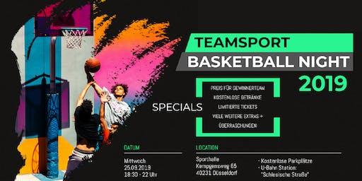 Basketball Turnier Düsseldorf 2019