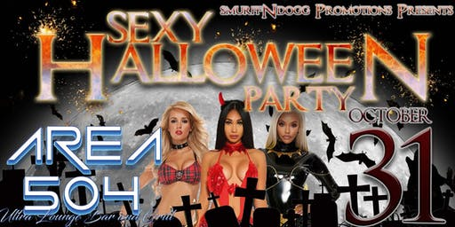 Area 504's Sexy Halloween Party