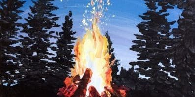 Art With Erin-Campfire