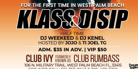 Klass/Disip tickets