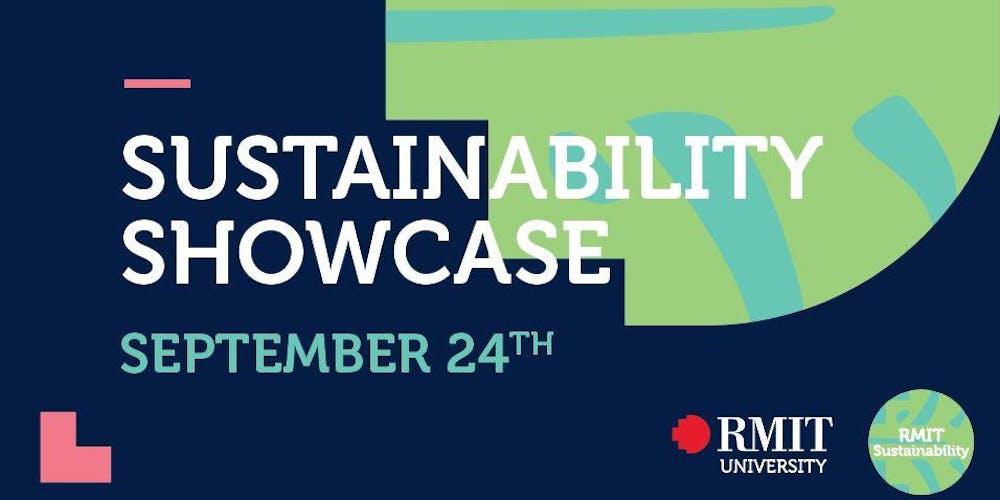 RMIT Sustainability Showcase Tickets, Tue 24/09/2019 at 10