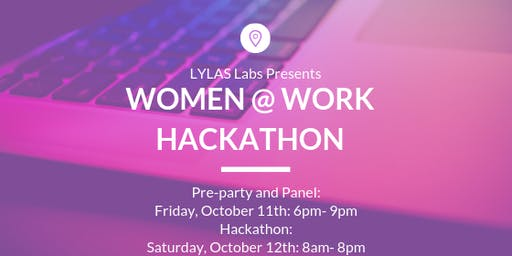 LYLAS Labs: Women @ Work Hackathon