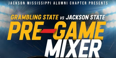 Grambling State vs Jackson State Pre-Game Mixer tickets