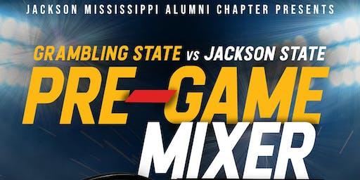 Grambling State vs Jackson State Pre-Game Mixer