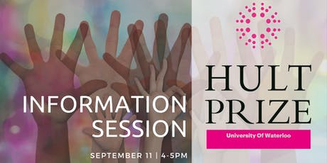 Hult Prize UW Kickoff Event tickets