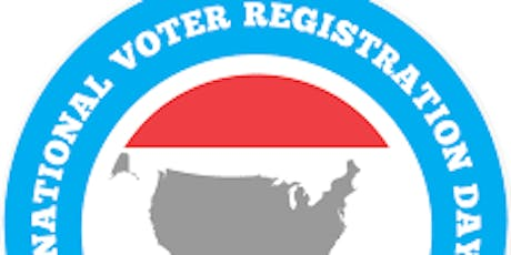 National Voter Registration Day | The Hub tickets