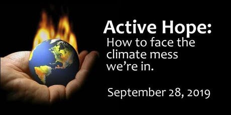Active Hope: How to Face the Climate Mess We're In tickets