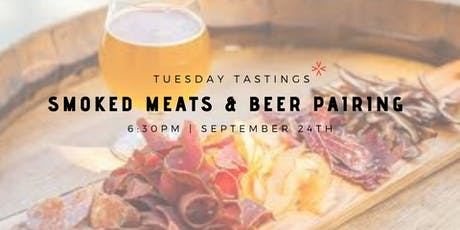 Smoked Meat & Beer Pairing tickets