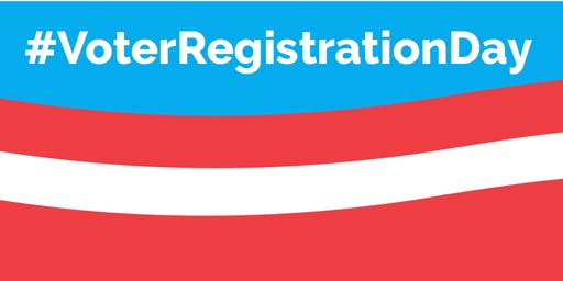 National Voter Registration Day | Dripping Springs