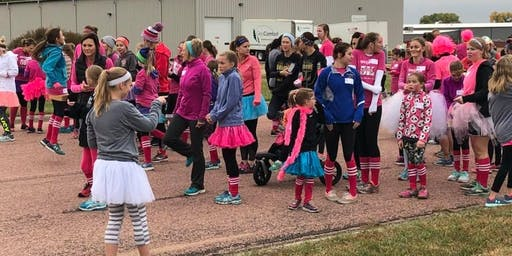be{YOU}tiful Strides 5K Sparkle Run 2019