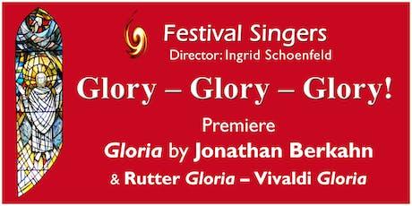 Glory, Glory, Glory! tickets