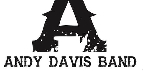 Andy Davis Band presents Unleashing the Power to Heal tickets