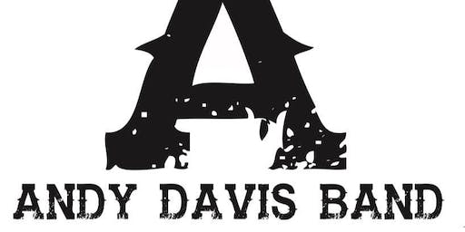 Andy Davis Band presents Unleashing the Power to Heal