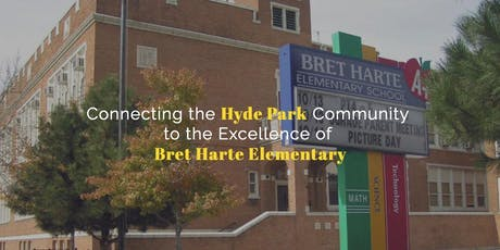 Friends of Bret Harte Elementary September 2019 Meeting tickets