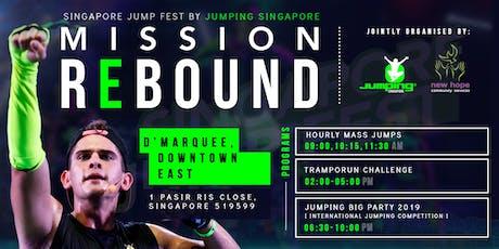 Singapore Jump Fest tickets