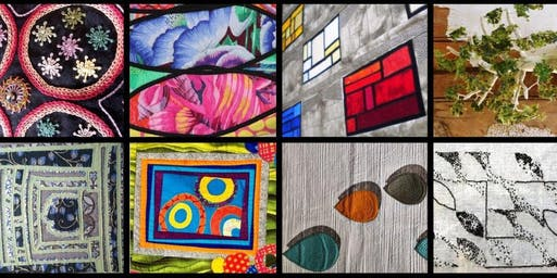 Windows and Doors: An exhibition by Out of Line Textile Artists