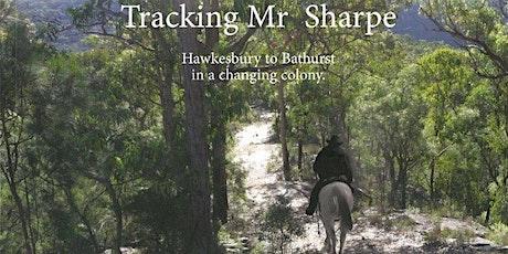 Tracking Mr Sharpe tickets