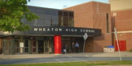 Wheaton High School Class of 1999 20th Year Reunion tickets