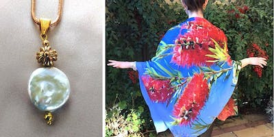 Free Artist Demonstrations: Jewellery and Digital Fabric Design