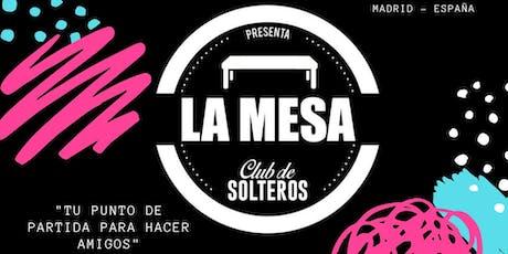 """""""LA MESA"""" del Club 18 de septiembre(Madrid - España) entradas"""