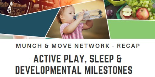 Munch & Move Network: Active play, Sleep & Development - Ulladulla