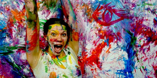 Equinox Paint Dance and Network Party - Selling out quickly!