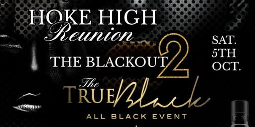 BlackOut 2 True Black @ The Marke