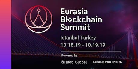 Eurasia Blockchain Summit tickets