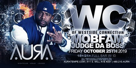 WC of Westside Connection @ Aura Nightclub tickets