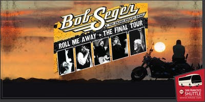Bob Seger Shoreline Amphitheater Shuttle Bus