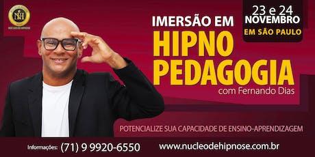 Hipnopedagogia em São Paulo tickets