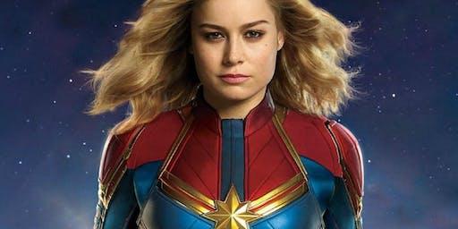 Captain Marvel September