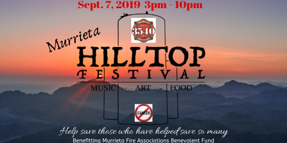 HILLTOP Festival Tickets, Sat, Sep 7, 2019 at 3:00 PM