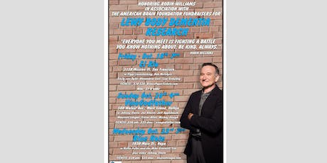 VINO GODFATHER WINERY PRESENTS HONORING ROBIN WILLIAMS tickets