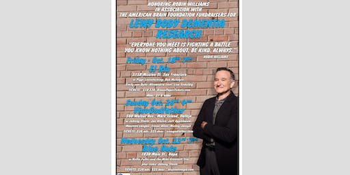 VINO GODFATHER WINERY PRESENTS HONORING ROBIN WILLIAMS