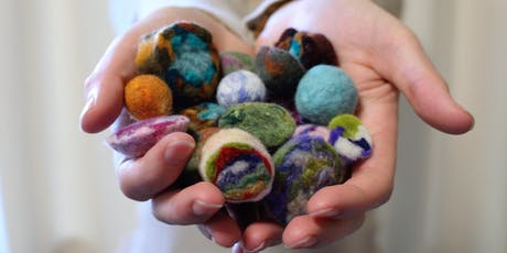 Introduction to Felting Sydney Craft Week 2019 tickets
