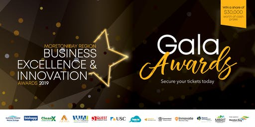 2019 Moreton Bay Business Excellence & Innovation Awards Gala Event