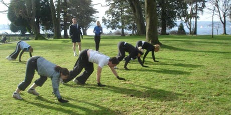 Outdoor Fitness Exercise tickets
