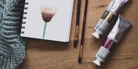 Walk, Talk + Draw: an Art-Making Adventure with Margot tickets