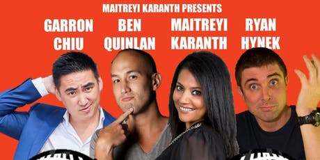 MAITREYI KARANTH PRESENTS HONG KONG LIVE tickets
