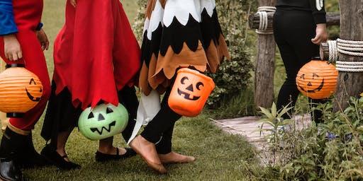 Spooky Craft School Holiday Program at Bateau Bay Library